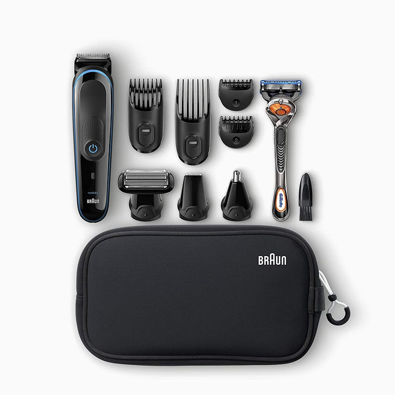 best gift for men braun razor kit luxe digital
