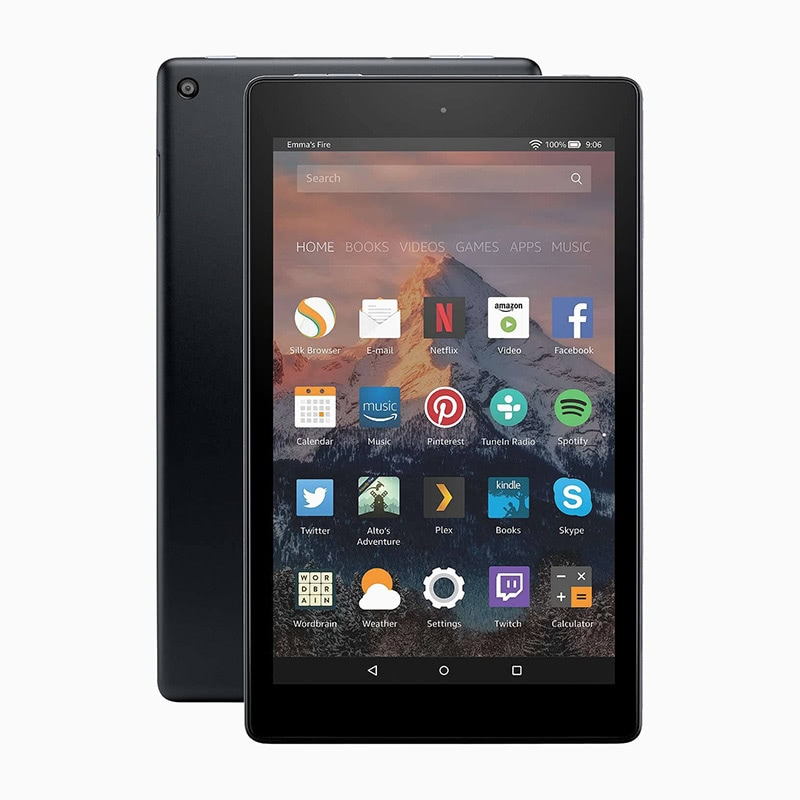 best gift for men kindle fire 8 tablet luxe digital