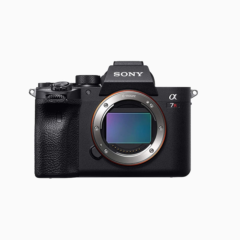 best gift for men sony α7R IV full frame camera luxe digital