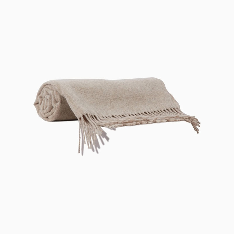 acne studios scarf women business casual style luxe digital