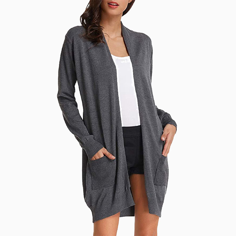 amazon cardigan women business casual style luxe digital