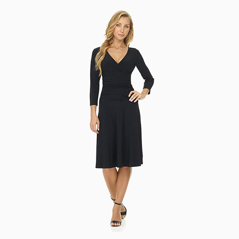 amazon dress women business casual style luxe digital