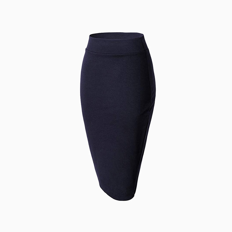 pencil skirt women business casual style luxe digital