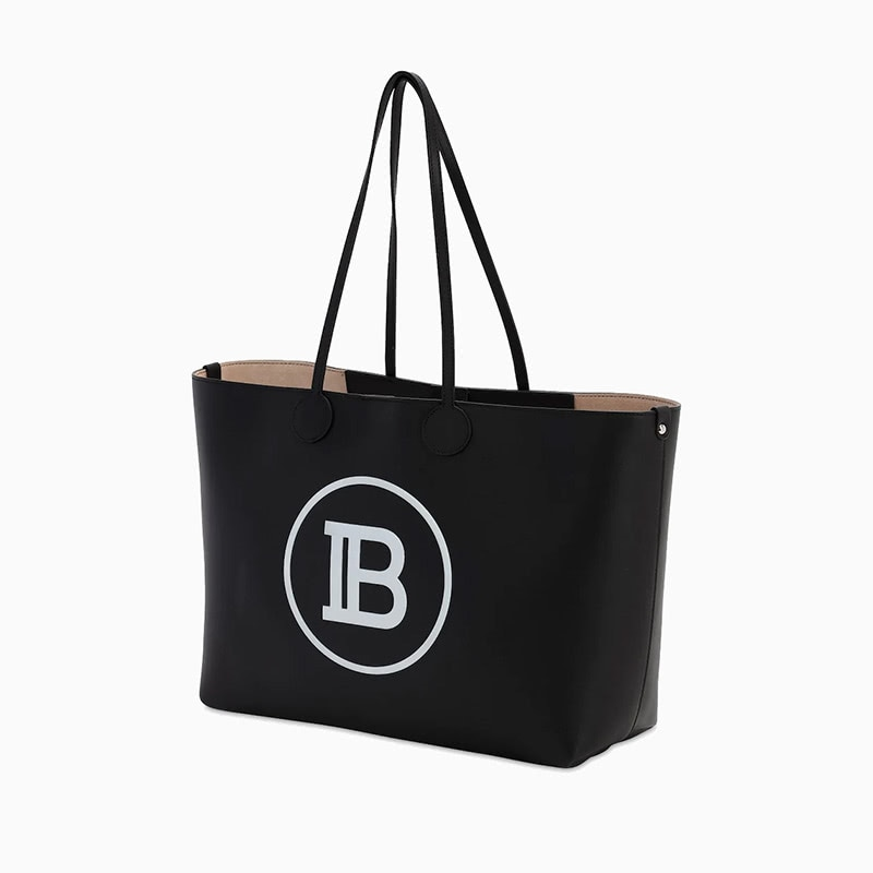 balmain tote bag women business casual style luxe digital