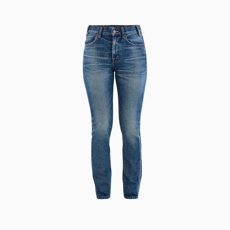 celine denim jeans women business casual style luxe digital