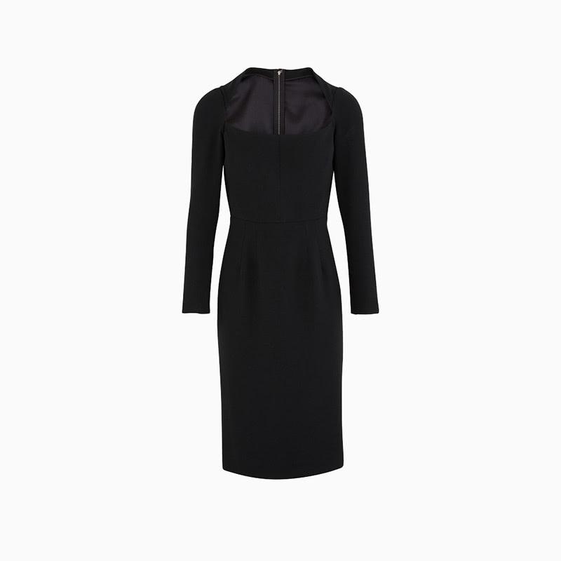dolce gabbana midi dress women business casual style luxe digital