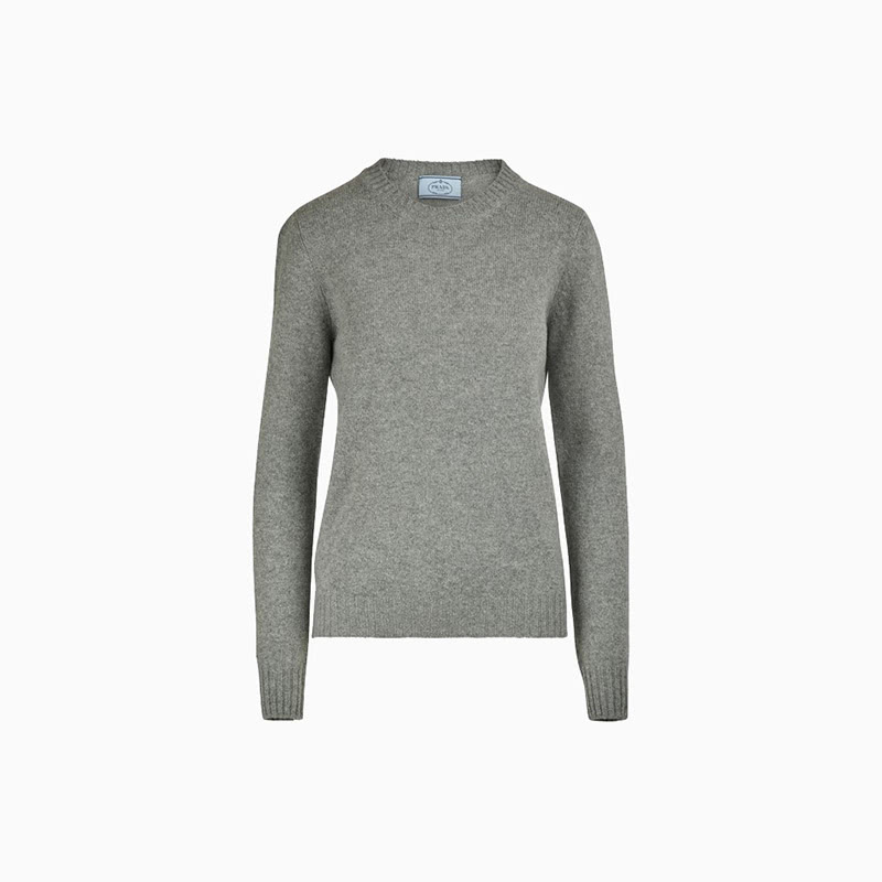 prada sweater women business casual style luxe digital
