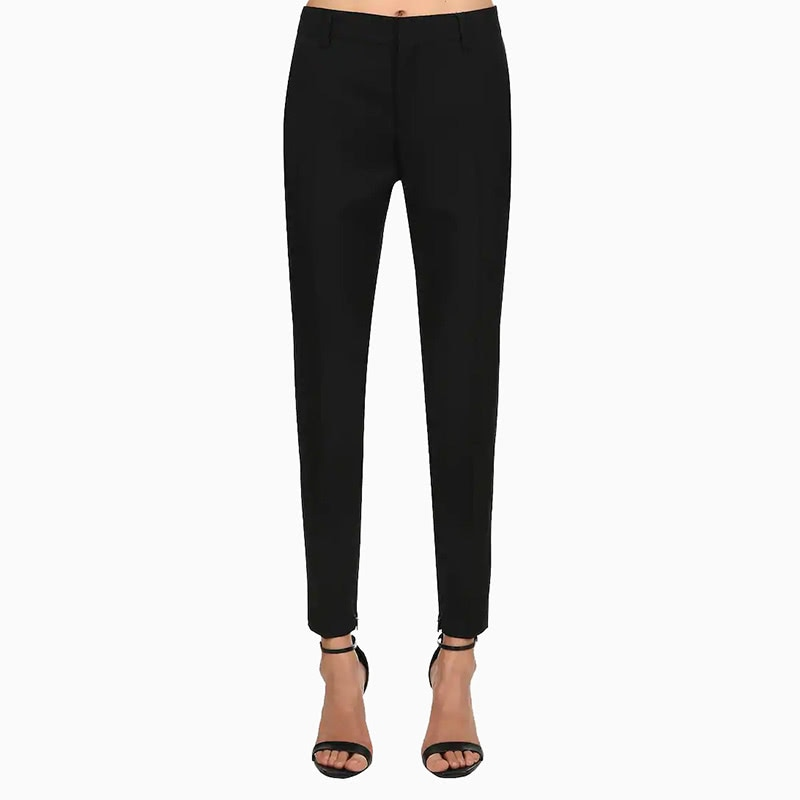saint laurent pants women business casual style luxe digital