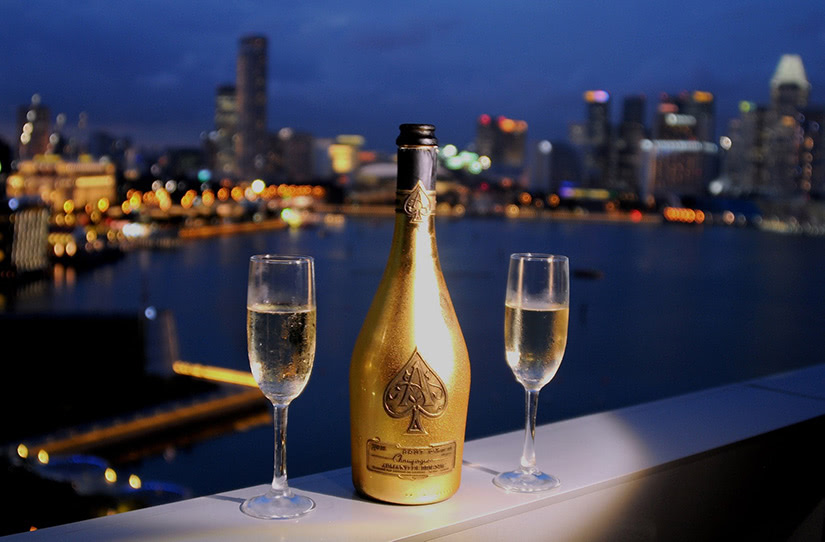 armand de brignac best champagne brands luxe digital