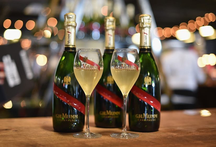 mumm best champagne brands luxe digital