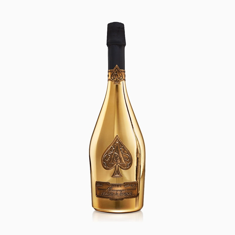 armand de brignac ace of spades brut gold best champagne brands luxe digital