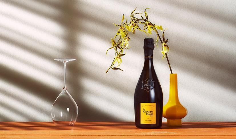 veuve clicquot la grande dame best champagne brands luxe digital