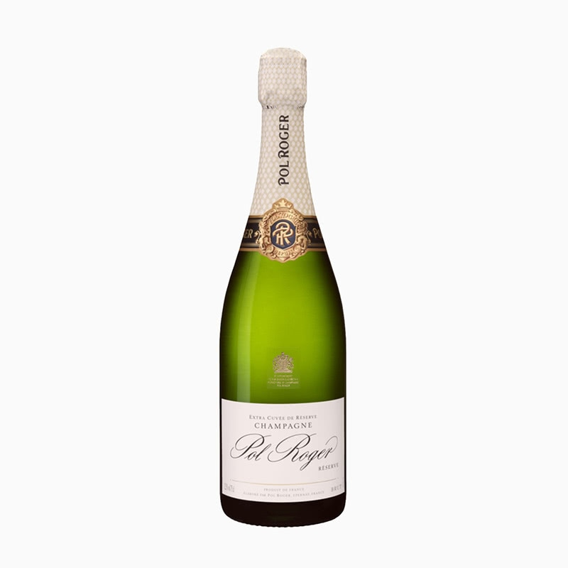 champagne brut reserve pol roger best champagne brands luxe digital
