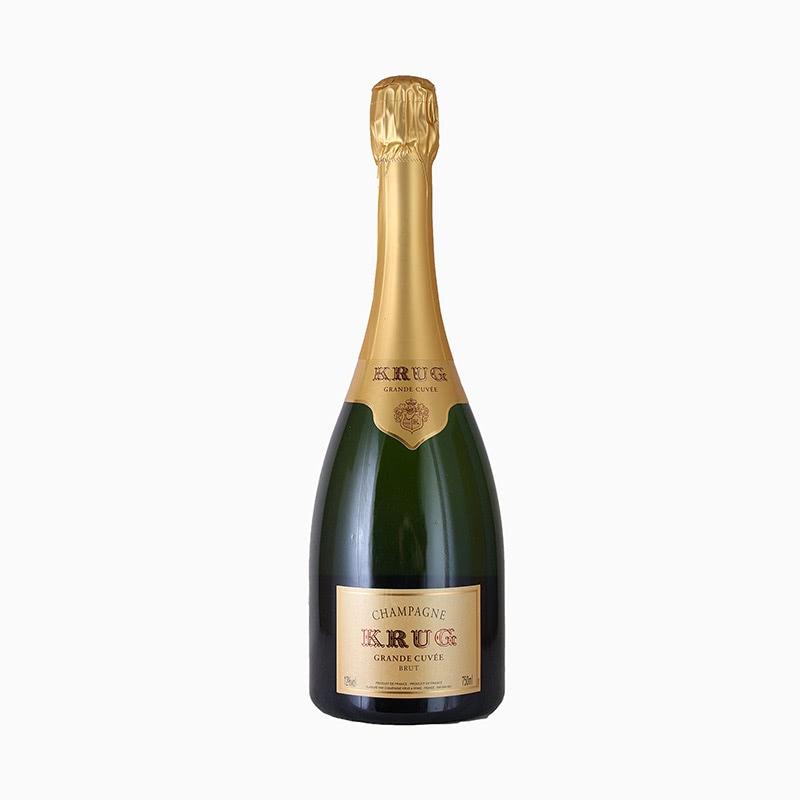 krug grande cuvee best champagne brands luxe digital
