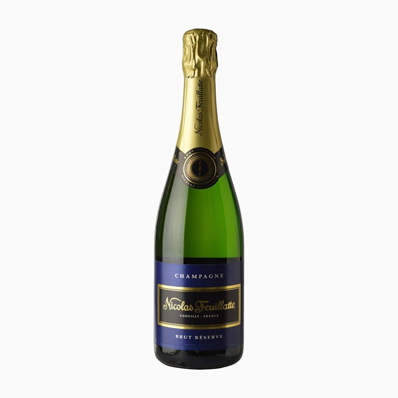nicolas feuillatte brut reserve best champagne brands luxe digital