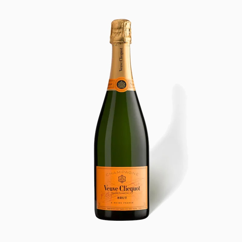 veuve clicquot yellow label brut best champagne brands luxe digital