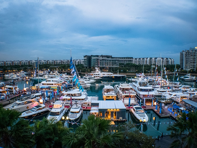 singapore yacht show 2019 luxury event luxe digital