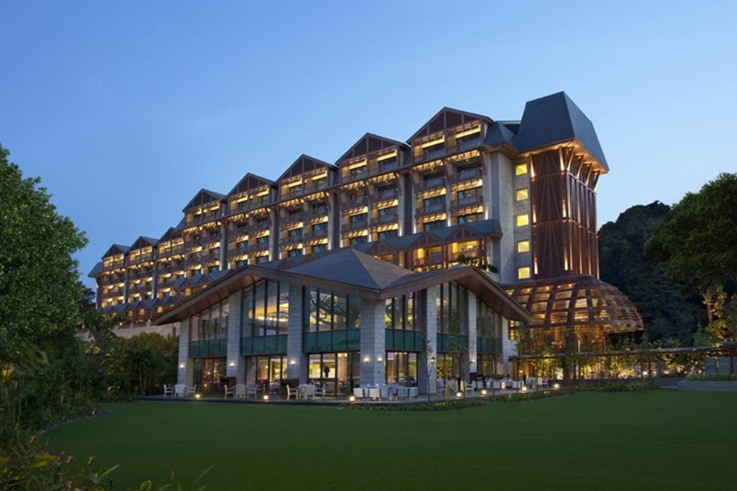 The Equarius Hotel at Resorts World Sentosa in Singapore - Luxe Digital