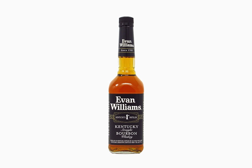 evan williams black label best bourbon luxe digital