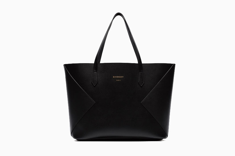 givenchy black wing shopping tote women designer work bags luxe digital