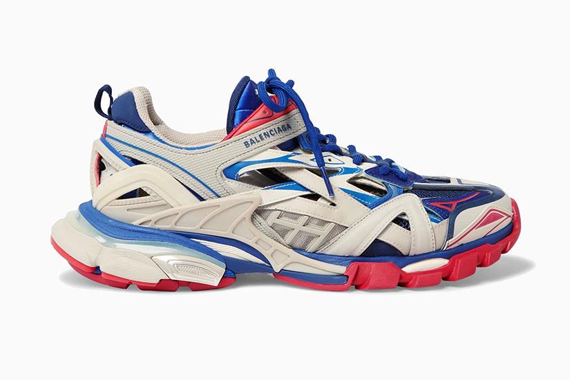 Balenciaga Track 2 men dad sneakers - Luxe Digital