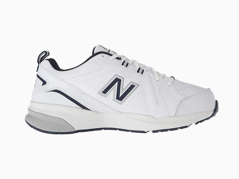 New Balance 608 comfort cross trainers men long walk sneakers - Luxe Digital