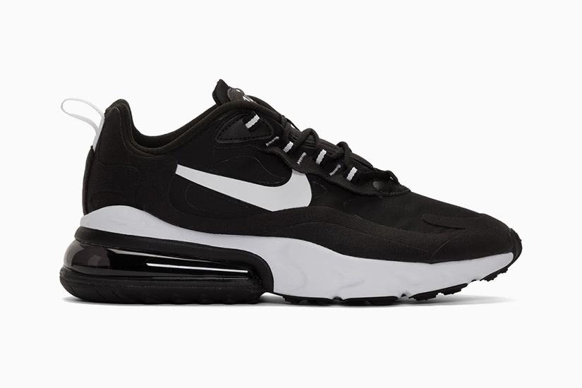 Nike black air max 270 react best selling men sneakers - Luxe Digital