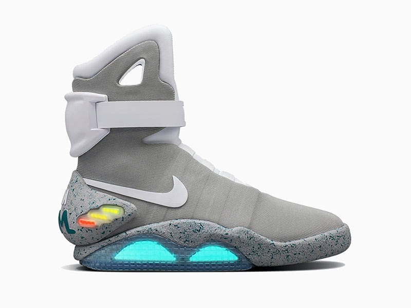 Nike MAG Back to the future men most expensive sneakers - Luxe Digital