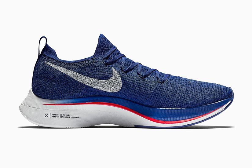 Nike Zoom Vaporfly 4% Flyknit men best running sneakers - Luxe Digital