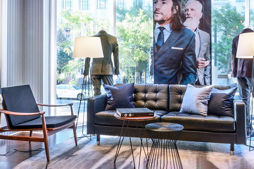 Indochino DTC why digital native luxury brands open physical retail stores - Luxe Digital