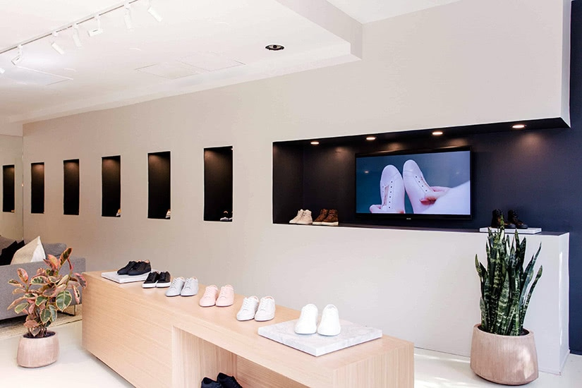 Koio DTC why digital native luxury brands open physical retail stores - Luxe Digital