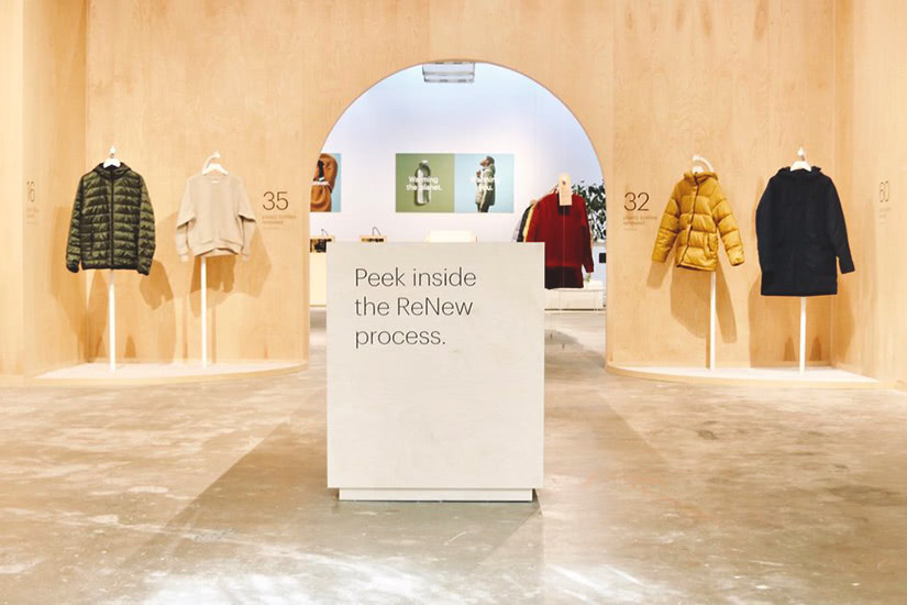 Everlane sustainable pop-up store how digital native luxury brands open physical retail stores - Luxe Digital