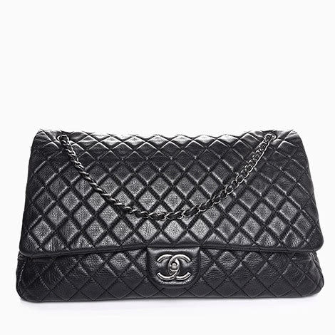 Chanel XXL travel bag women designer work - Luxe Digital