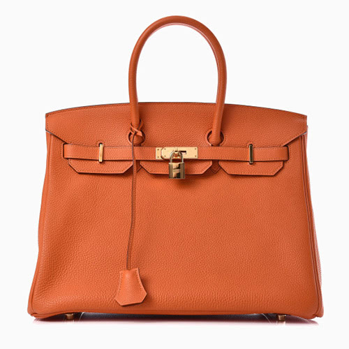 Hermes Birkin 35 bag women designer work - Luxe Digital