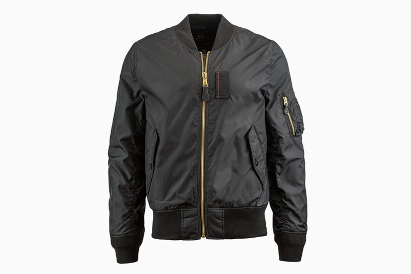 alpha industries skymaster most durable bomber jacket men - Luxe Digital