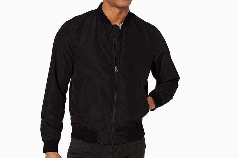 amazon essentials best bomber jacket under 100 men - Luxe Digital