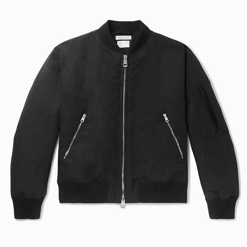 bottega veneta most comfortable bomber jacket men - Luxe Digital