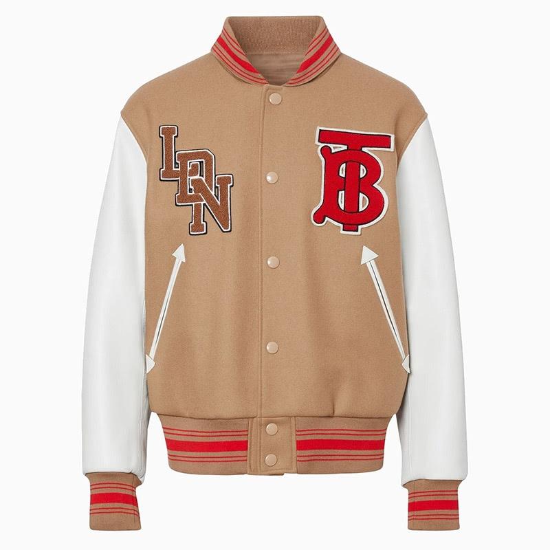 Burberry best selling bomber jacket men - Luxe Digital