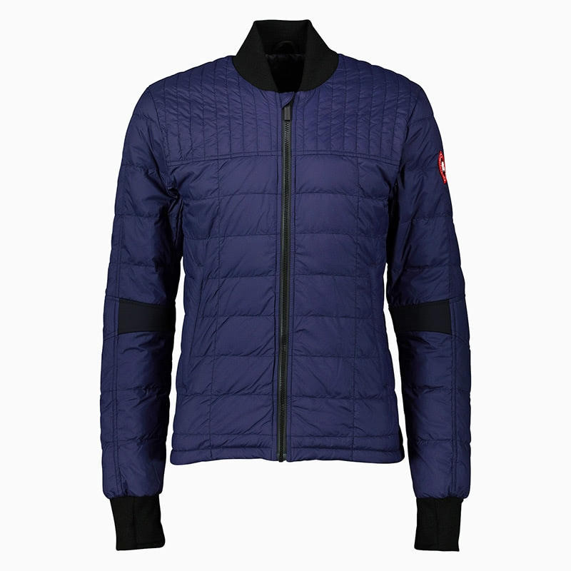 canada goose most durable bomber jacket men - Luxe Digital