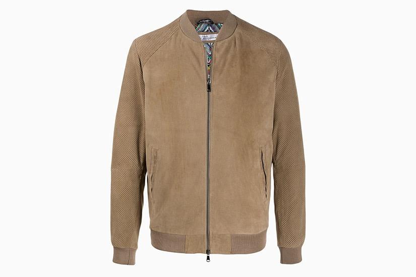 daniele alessandrini best fall up bomber jacket men - Luxe Digital