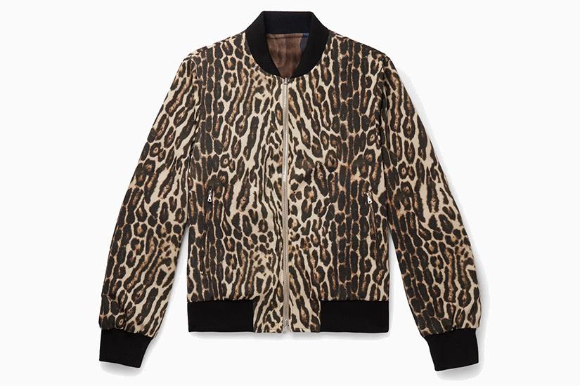 dries van noten most extravagant bomber jacket men - Luxe Digital