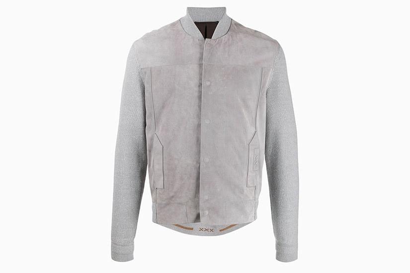 ermenegildo zegna best casual bomber jacket men - Luxe Digital