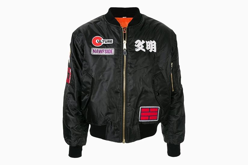 migos best japanese bomber jacket men - Luxe Digital