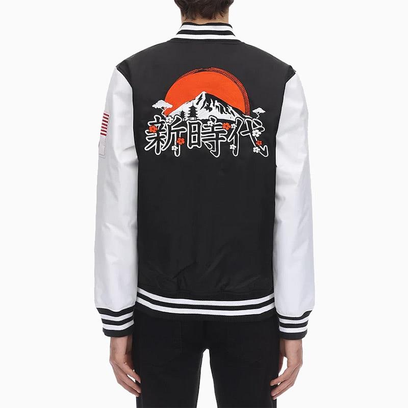 new eara best japanese bomber jacket men - Luxe Digital
