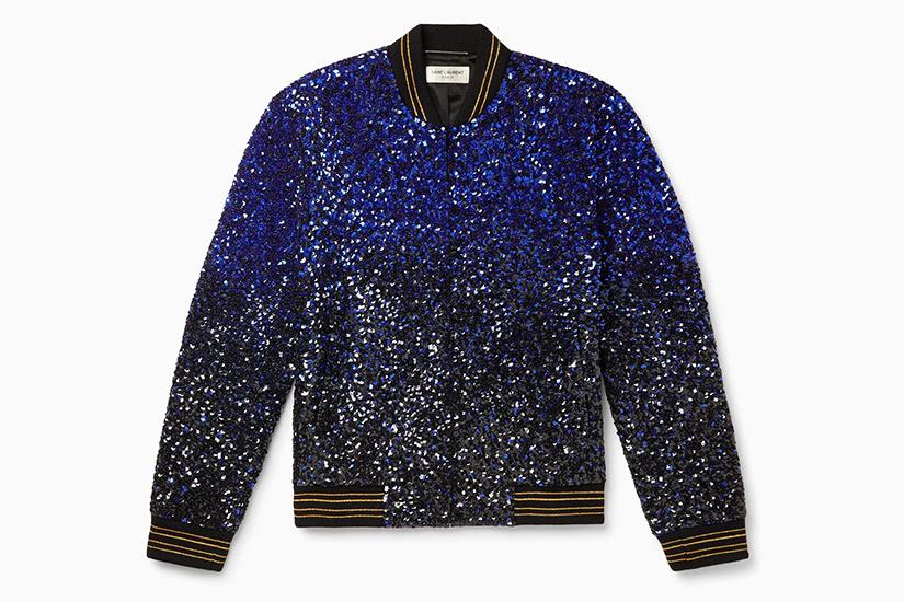 saint laurent most expensive bomber jacket men - Luxe Digital