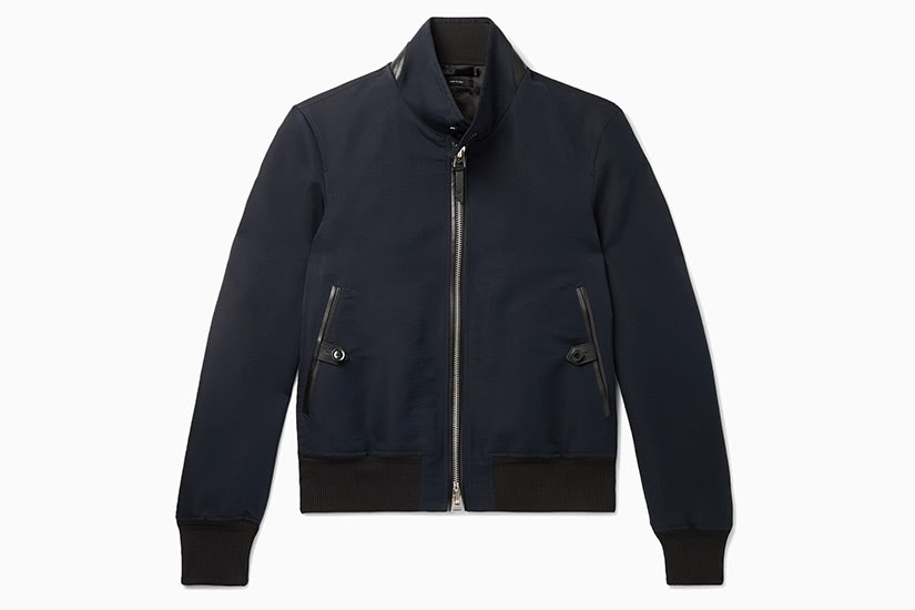 tom ford most trendy bomber jacket men - Luxe Digital