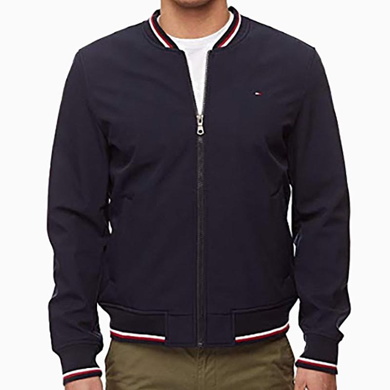 tommy hilfiger best bomber jacket under 100 men - Luxe Digital