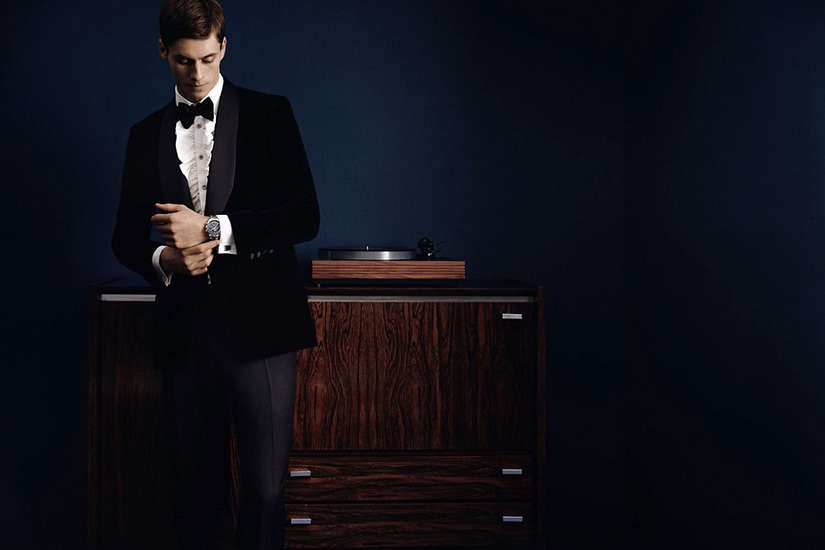 black tie dress code party men - Luxe Digital