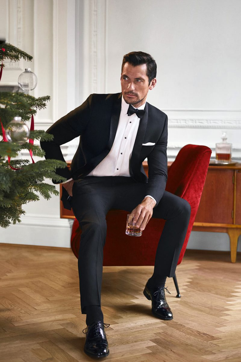 black tie event men guide tuxedo - Luxe Digital