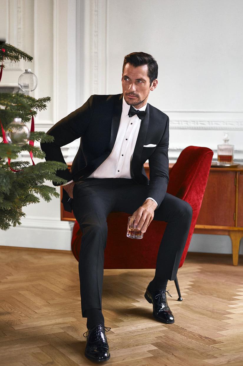 black tie event men guide tuxedo - Luxe Digital